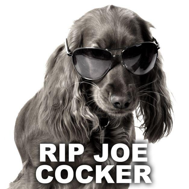 RIP Joe Cocker