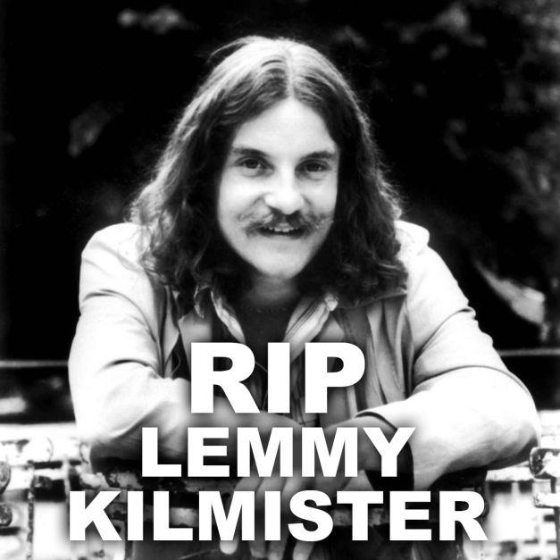 RIP Lemmy de Motorhead