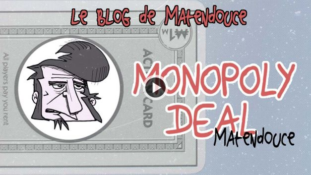 Monopoly Deal en Turbomédia